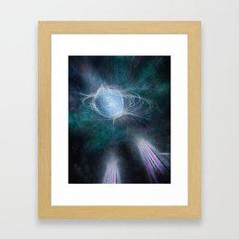 Futuristic Visions 07 Framed Art Print