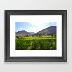 Connemara Framed Art Print