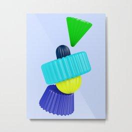 digital totem 05 Metal Print