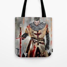 The Knights Templar Tote Bag