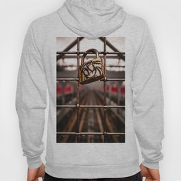 Symmetry on Lock Hoody