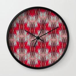 Hi Atlanta High Wall Clock