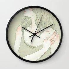 Her. Wall Clock