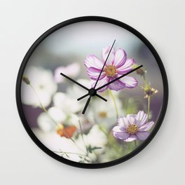 Sunkissed. Wall Clock
