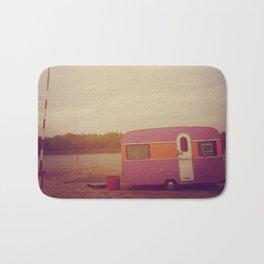 Faded Caravan Bath Mat