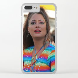 Carnaval Parade 2017 Clear iPhone Case