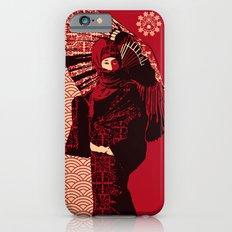 ASIAN WOMAN Slim Case iPhone 6s