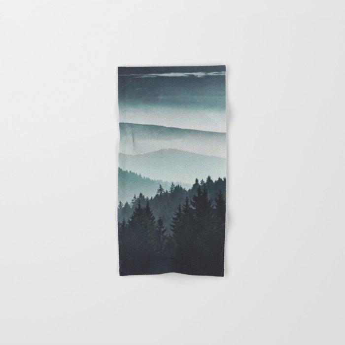 Mountain Light Hand & Bath Towel