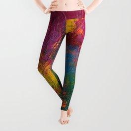 Paint Mess Leggings