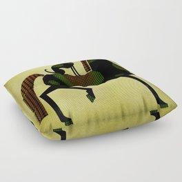 DOG REIGN Floor Pillow