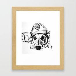 For Cassidy Framed Art Print