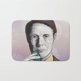 Dr Hannibal Lecter Bath Mat