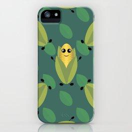 Funny Corn iPhone Case