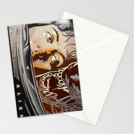 Alien - Movie  Poster Stationery Cards