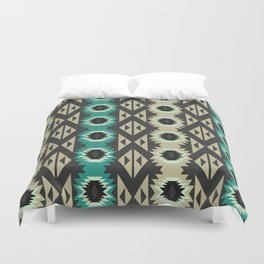 Native simple pattern Duvet Cover
