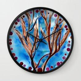Albero della vita Wall Clock