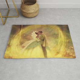 You Just Kissed Yourself a Princess Rug