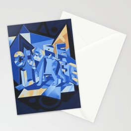cube life Stationery Cards