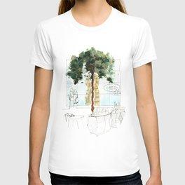 Syberia Mall T-shirt