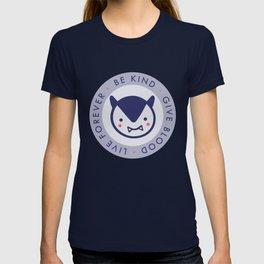 Tiny Vampire Motto T-shirt