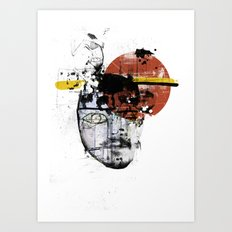 Cognitive Behavioral Therapy Art Print