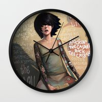 lyrics Wall Clocks featuring Rock the Casbah by Rudy Faber