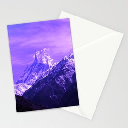 Sacred Mountain Stationery Cards