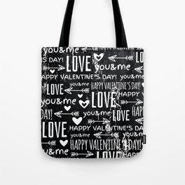 Love Pillows Tote Bag