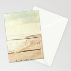 Not so vintage beach... Stationery Cards