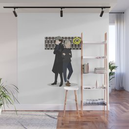 Baker Street Boys Wall Mural
