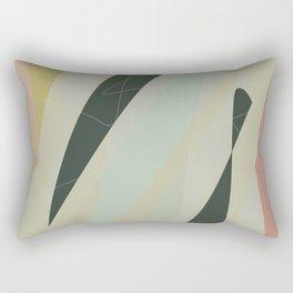 Abstract Composition No. 3 Rectangular Pillow