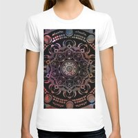 chakra T-shirts featuring CHAKRA by Spectronium - Art by Pat McWain