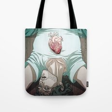 Remarkable Boy (Will Graham) Tote Bag