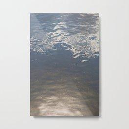 water & sun Metal Print