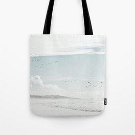 Dream Town Tote Bag