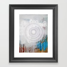 Our Father In Heaven | Feedback Paintings Framed Art Print