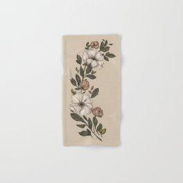 Floral Laurel Hand & Bath Towel