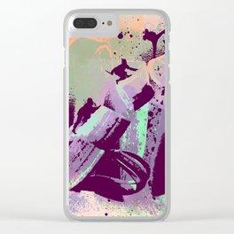 Fruit Ninja by GEN Z Clear iPhone Case