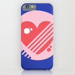 Love Pop Heart iPhone Case