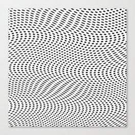 3D- OP- Dot Canvas Print
