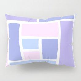 Lilac Mozaic Pillow Sham