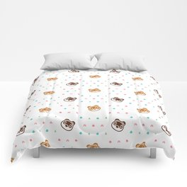 The Nook Family New Horizons Pattern Comforters