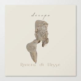 Serapo - Ulysses Riviera Canvas Print