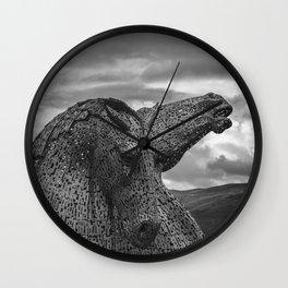 Proud. Wall Clock