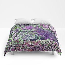 ColorMix Baby Fox Comforters