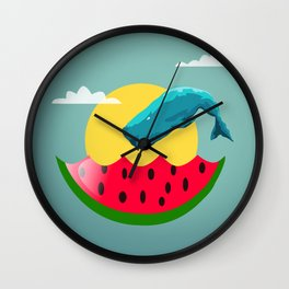 cool  Wall Clock