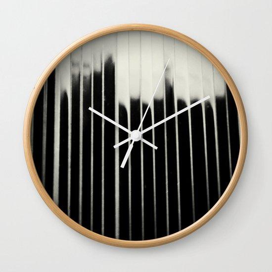 STEEL & MILK Wall Clock