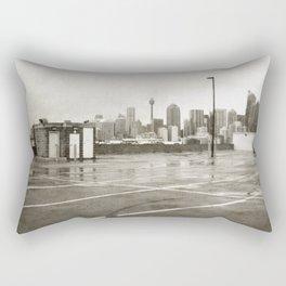 { rain dance } Rectangular Pillow
