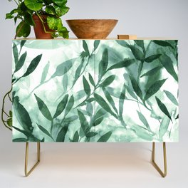 Changes Hunter Green Credenza