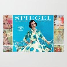1958 Spring/Summer Spiegel Catalog Rug
